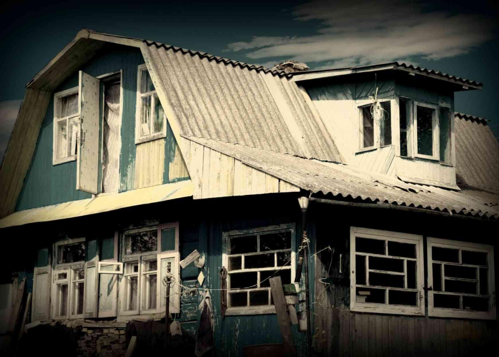 ввод и заземление деревенского дома