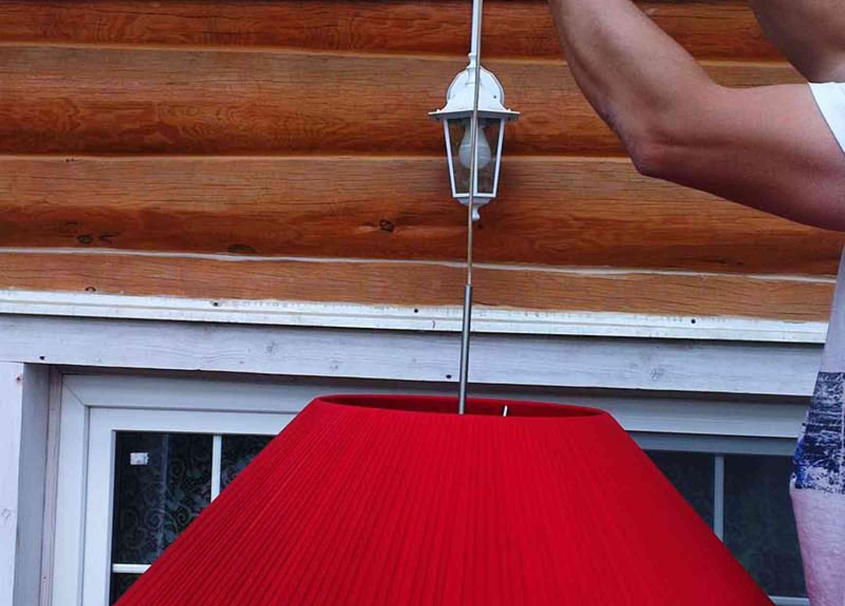 Сборка и навеска люстры сложной конструкции от 25руб.