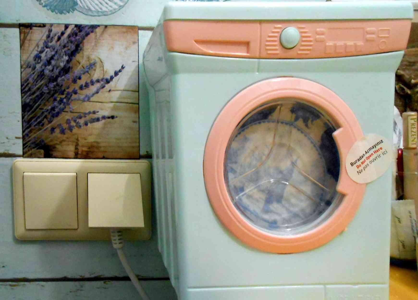 Монтаж розетки для стиральной машины